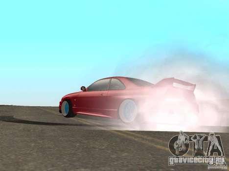 Новые текстуры воды и дыма для GTA San Andreas четвёртый скриншот