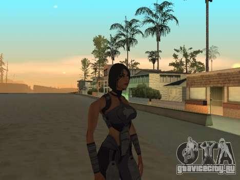 Archlight Deadpool The Game для GTA San Andreas второй скриншот