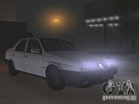 Alfa Romeo 155 Entry 1992 для GTA Vice City