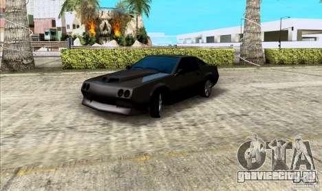 ENBSeries by HunterBoobs v1.2 для GTA San Andreas четвёртый скриншот