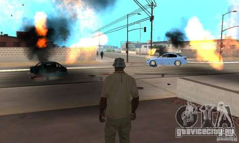 Hot adrenaline effects v1.0 для GTA San Andreas девятый скриншот
