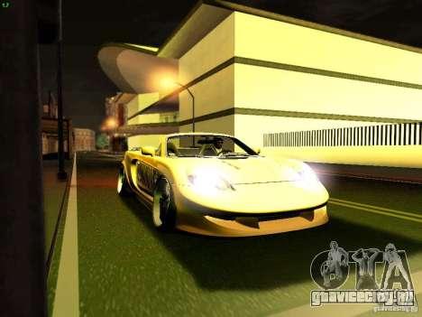 Toyota MR-S для GTA San Andreas вид сбоку