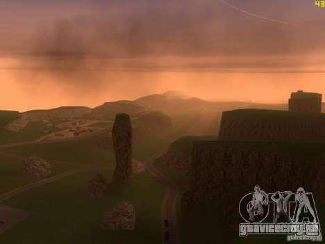 Without the desert для GTA San Andreas седьмой скриншот