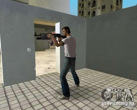 АК-47 с гранатометом М203 для GTA Vice City