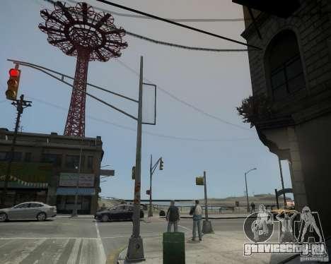 iCEnhancer 2.0 для GTA 4 шестой скриншот
