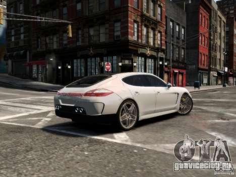Gemballa Mistrale Concept 2011 для GTA 4 вид слева