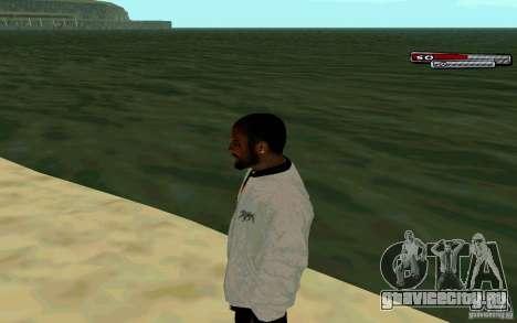 Ямайский  HD Skin для GTA San Andreas второй скриншот