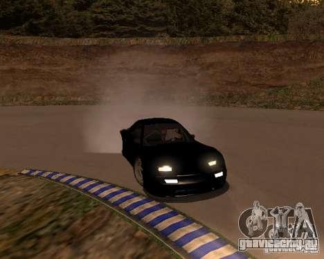 Mazda RX-7 FC - MadMike: Version.2 для GTA San Andreas вид сзади