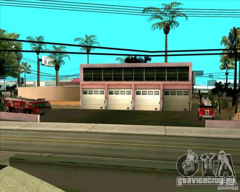 Припаркованный транспорт v2.0 для GTA San Andreas восьмой скриншот