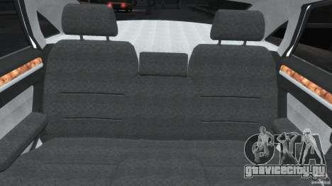 Audi S8 D3 2009 для GTA 4 салон