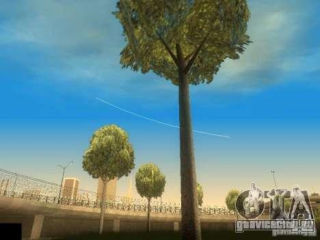ENB project by jeka для GTA San Andreas третий скриншот