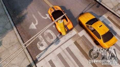 Spyker C8 Aileron Spyder Final для GTA 4 вид изнутри