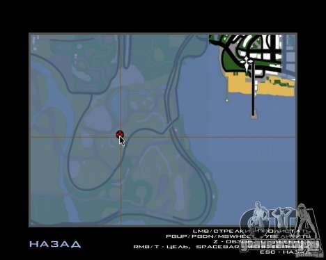 Дом охотника v1.0 для GTA San Andreas седьмой скриншот