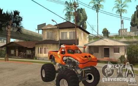 El Toro Loco для GTA San Andreas вид сзади