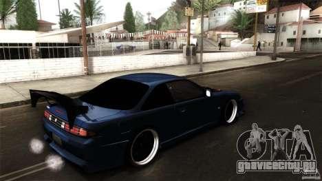 Nissan 200sx для GTA San Andreas вид справа