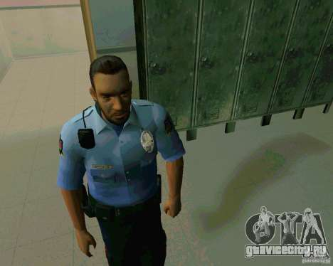 Azeri Polis для GTA San Andreas