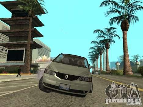 Renault Avantime для GTA San Andreas вид справа