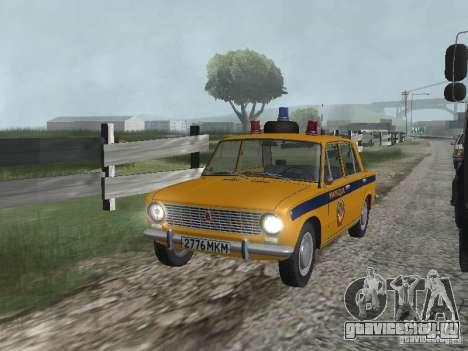 ВАЗ 21016 ГАИ для GTA San Andreas