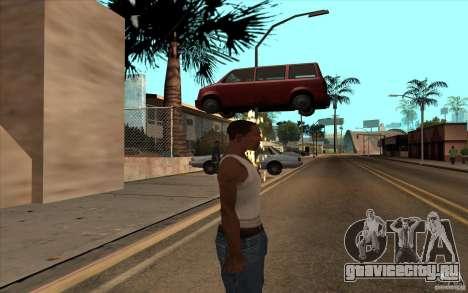 Рисование для GTA San Andreas пятый скриншот