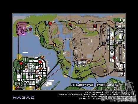 Загородный дом для GTA San Andreas четвёртый скриншот