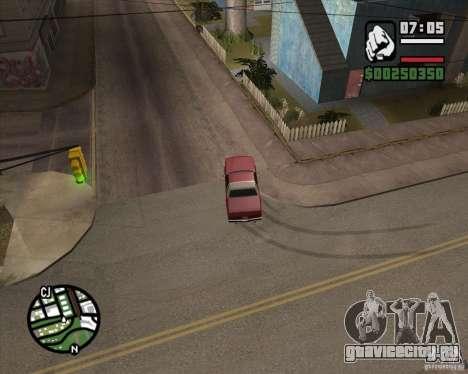 Камера как в игре GTA Chinatown Wars для GTA San Andreas восьмой скриншот