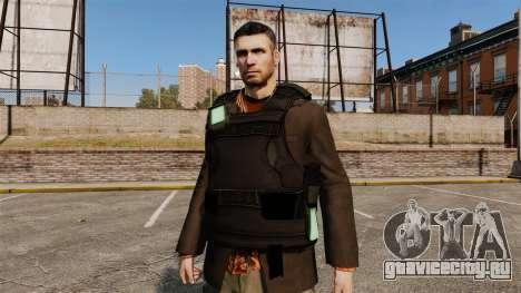 Сэм Фишер v7 для GTA 4 четвёртый скриншот