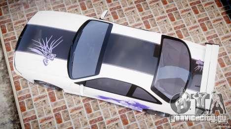 Nissan Silvia S14 [EPM] для GTA 4 вид справа