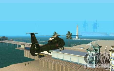КА-60 Касатка для GTA San Andreas вид справа