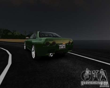 Nissan Skyline R32 GTS-t Veilside для GTA 4 вид справа