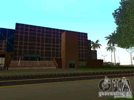 Новое здание в LS для GTA San Andreas третий скриншот