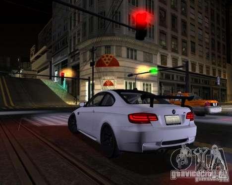 Real World ENBSeries v4.0 для GTA San Andreas девятый скриншот