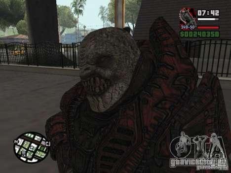 Локаст Theron Guard для GTA San Andreas второй скриншот