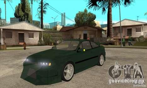 Opel Calibra для GTA San Andreas