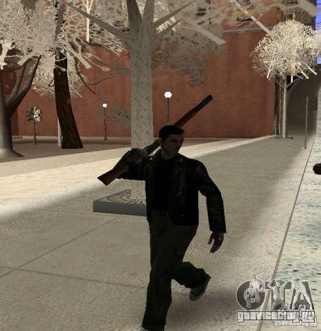 Новые Анимации 2012 для GTA San Andreas второй скриншот