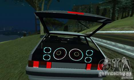ВАЗ 2113 для GTA San Andreas вид сбоку