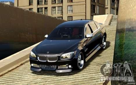 Меню и экраны загрузки BMW HAMANN в GTA 4 для GTA San Andreas пятый скриншот