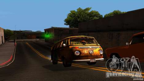 Comb do Bob and Rastaman для GTA San Andreas