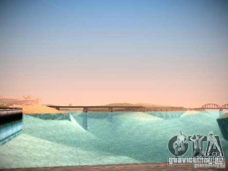 ENBSeries V4 для GTA San Andreas девятый скриншот