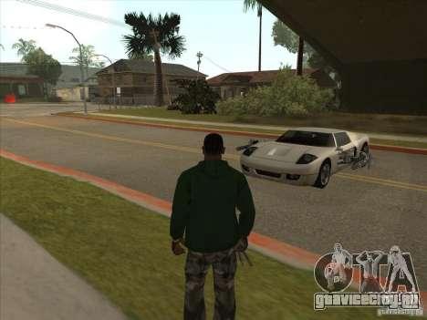 CLEO скрипт: Super Car для GTA San Andreas пятый скриншот