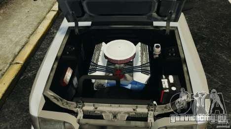 Ford Mustang GT 1993 v1.1 для GTA 4 вид сбоку