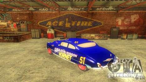 Hornet 51 для GTA San Andreas вид справа