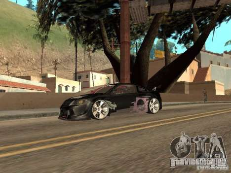 Chevrolet Cobalt SS Shift Tuning для GTA San Andreas вид сзади слева
