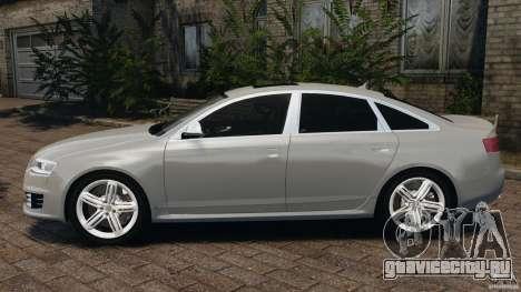 Audi RS6 2010 v1.1 для GTA 4
