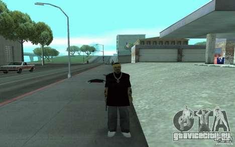 Новый скины Los Santos Vagos для GTA San Andreas четвёртый скриншот