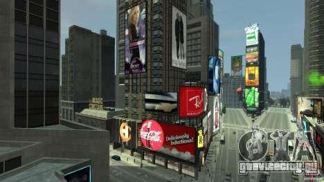 Time Square Mod для GTA 4 восьмой скриншот