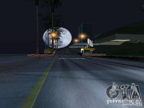 Полицейский пост 2 для GTA San Andreas третий скриншот
