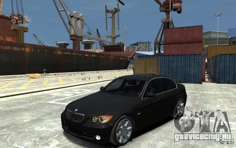 BMW 330i E90 для GTA 4