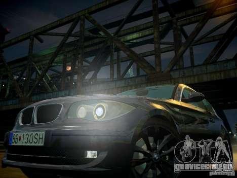 BMW 120i для GTA 4 салон
