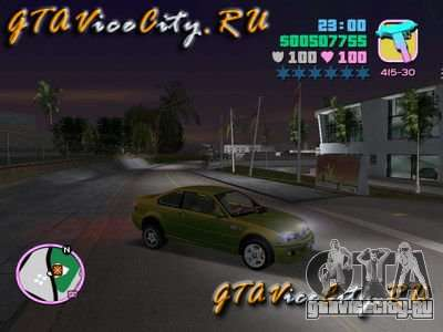 BMW M3 E46 для GTA Vice City