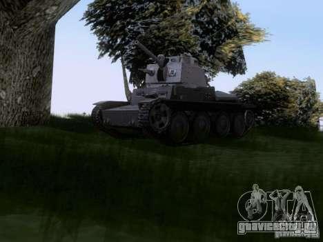 Pzkpfw-38 [t] для GTA San Andreas
